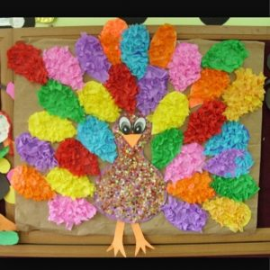 tissue-paper-peacock-crafts-1
