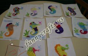 tissue-paper-seahorse-craft-1