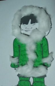 winter-cotton-ball-eskimo-crafts-for-kids