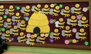 bee-bulletin-board-ideas