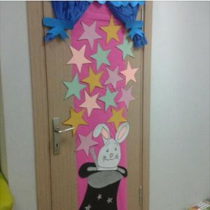 bunny-door-decoration