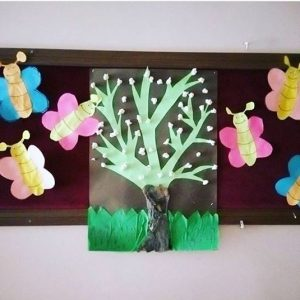 butterfly-and-tree-craft