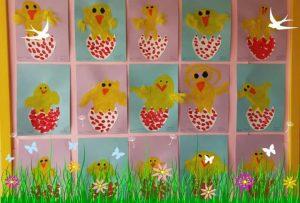 chick-art-activities