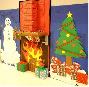 christmas-hallway-decorations-1