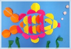 circle-paper-fish-craft