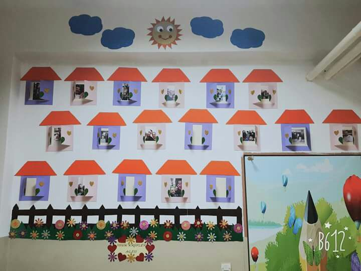 Family Wall Decorations 2 on Recycle Worksheets