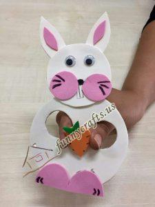 foam-bunny-finger-puppet