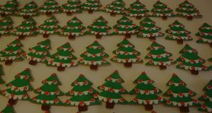 foam-christmas-tree-craft