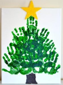 hand-print-christmas-tree-art-idea-2