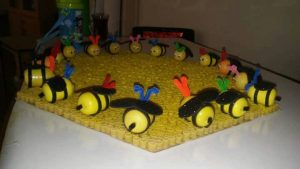 macoroni-bee-craft