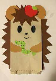 paper-bag-hedgehog-craft