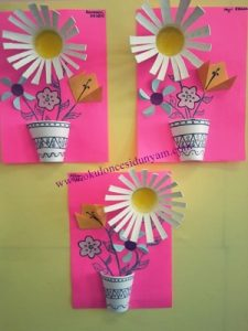 paper-cup-flower-craft-idea