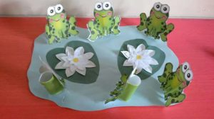paper-roll-frog-lake-craft