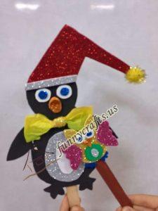 penguin-hand-puppet-design