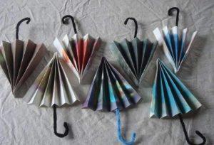 pipe-cleaner-umbrella-craft