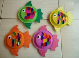 plastic-bottle-fish-craft