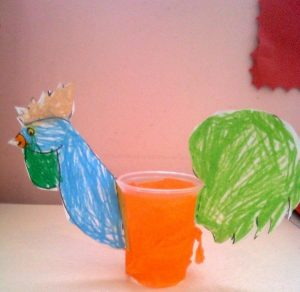 plastic-cup-cock-craft-1
