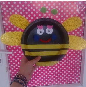 plate-bee-craft