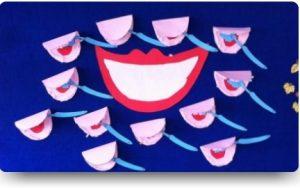 teeth-bulletin-board-idea-for-preschool-1