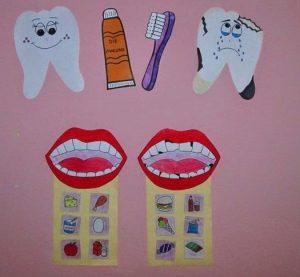 teeth-wall-decoration