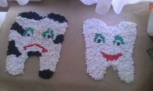 tissue-paper-teeth-craft-for-kids