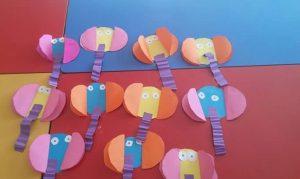 circle-paper-elephant-craft