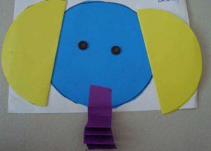 folding-paper-elephant-craft