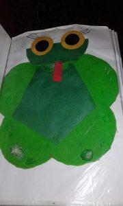 folding-paper-frog