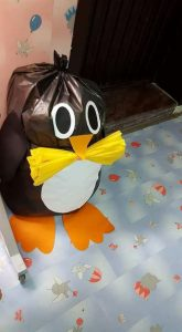 reycled-penguin-craft