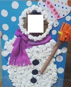 tissue-paper-snoewman-craft