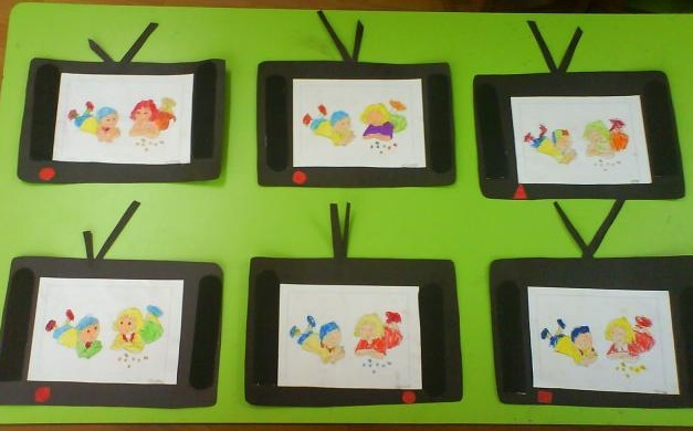 Tv Project For Kids Preschool Television Ideas 2