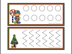 Christmas_pre-writing_activity_