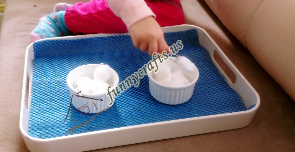 toddlers cotton transfer