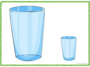 big_and_small_glass