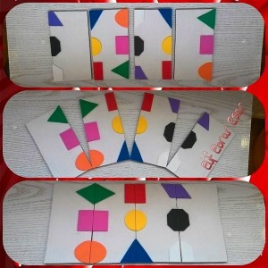 Photo of Foam Puzzle Activity
