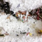 Winter Sensory Bin for Toddlers