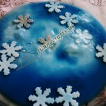 Winter Sensory Science Activity