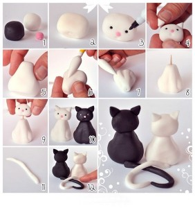 how_to_make_playdough_cats