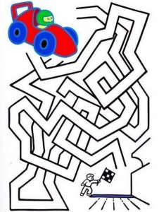 labyrinthines_ car