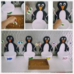 Shape Matching with Penguins