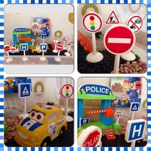 police_Sensory_bin