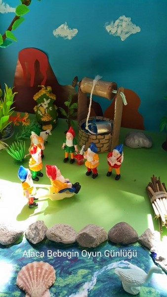 snow _white_ and_ the_ seven_ dwarfs_sensory_bin