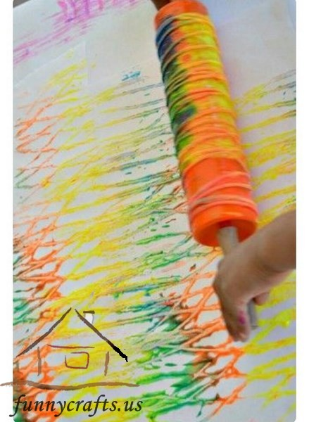 Printmaking Ideas For Kids Funny Crafts