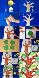foil_printed_fall_tree_art