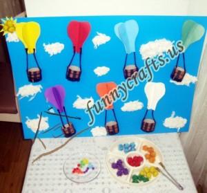 how_to_make_3d_hot_air_balloon_