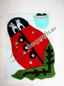 ladybug_quiet_book_page