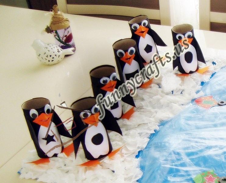 Photo of Penguin Shape Match Fun