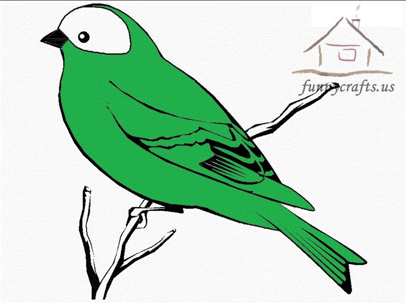yeşil_kuş