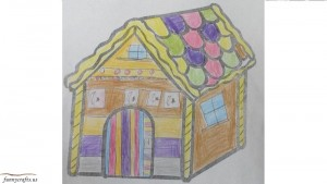 I'm designing my own house example