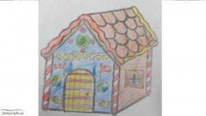 I'm designing my own house exercise